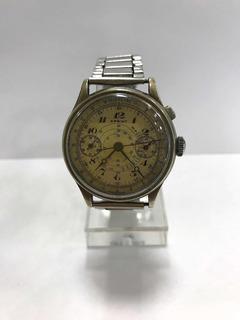 Reloj Breitling Sprint Monopusher Cronógrafo De Acero
