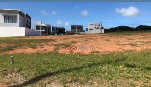 Imagem 1 de 21 de Terreno À Venda, 484 M² Por R$ 430.000 - Pium (distrito Litoral) - Parnamirim/rn - Te0084