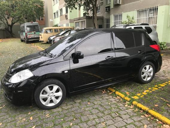 Nissan Tiida 1.8 16v Flex