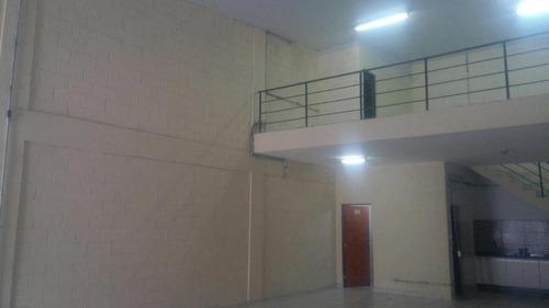 Imagem 1 de 5 de Salão Para Alugar, 147 M²  - Centro - São Bernardo Do Campo/sp - Sl1387