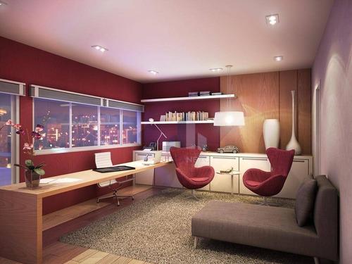 Business Center Mauá: Sala À Venda, 53 M² Por R$ 335.727 - Vila Bocaina - Mauá/sp - Sa0109