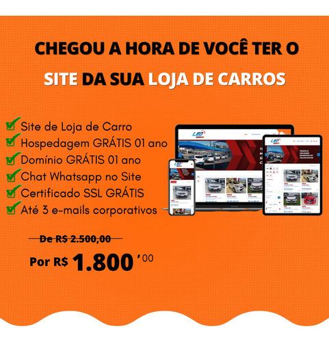 Imagem 1 de 2 de Criação Site Loja De Carros