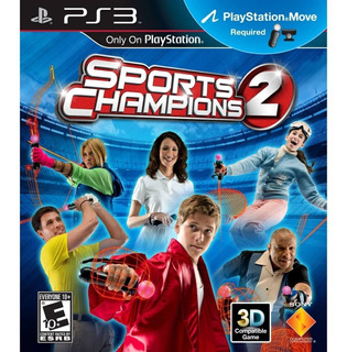 Sports Champions 2 Ps3 Digital Gcp