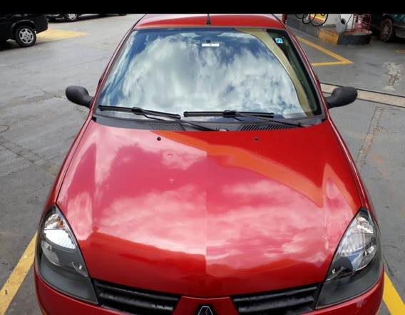 Renault Clio 1.0 16v Campus Hi-flex 3p 2011