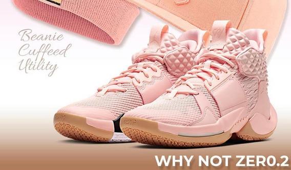 Tenis Nike Basketball Jordan Why Not Zero Pink