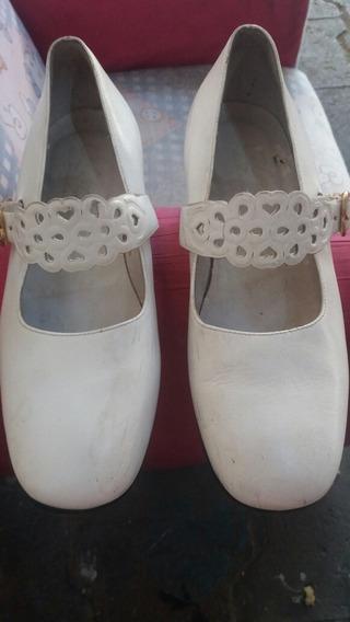 Zapato Para Primera Comunión #34