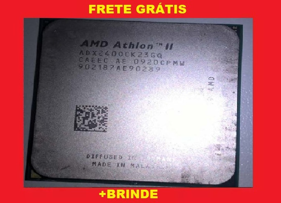 Amd Athlon Ii 240 2.8 Ghz Am3 Socket Am3