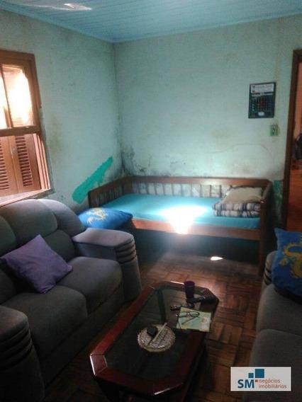 Casa Residencial À Venda, Vila Baeta Neves, São Bernardo Do Campo. - Ca0166