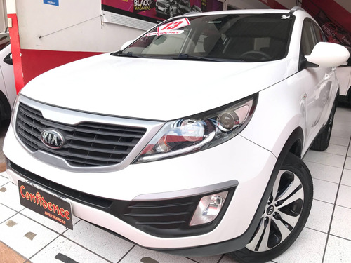 Kia Sportage 2.0 Lx 4x2 16v Flex 4p Automático $56990,00