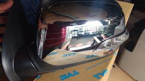 Espejo Cromado Con Luz Nuevo Tailandés Dmax