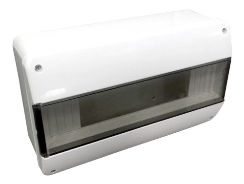 Tablero Electrico Caja Termica Emb/ext  12 Polos 6 Termicas