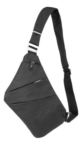 Imagem 1 de 10 de Pochete Crossbody Sling Bag Impermeável Masculino
