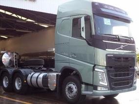 Volvo Fh 460 6x4 Ishift Globetrotter 0km