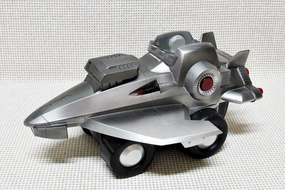 Nave Metalica Robusta 30 Cm Bau1