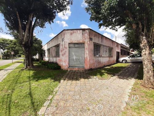 Terreno À Venda, 481 M² Por R$ 680.000,00 - Centro - São José Dos Pinhais/pr - Te0249