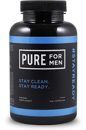 Pure For Men - Original De Fibra D - Unidad a $1566