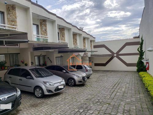 Sobrado À Venda, 66 M² Por R$ 265.000,00 - Jardim Liderança - São Paulo/sp - So0348