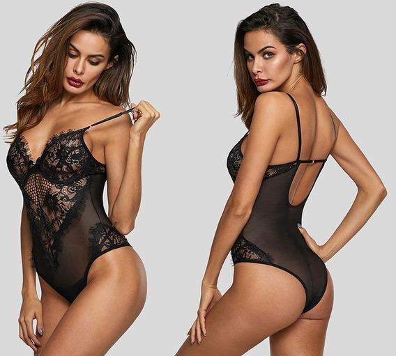 Lenceria Sensual Bodys Transparente Sexy