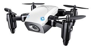 Rc Drone - Rtf S9 Micro Plegable Cámara+retención De Altitud