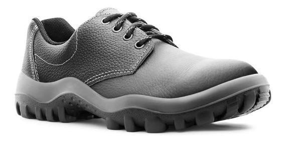 Sapato De Amarrar Biqueira Pvc - Safetline