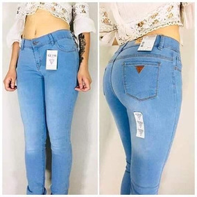 Pantalon Ciclon Isis Pantalones Y Jeans De Mujer Jean Azul Claro En Zapotlanejo En Mercado Libre Mexico