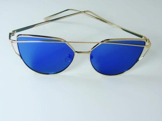 Gafas De Sol Azul Rey