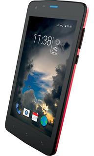 Teléfono Celular Slide Sp4514rd ,4.5 ,3g, Rojo Liberado