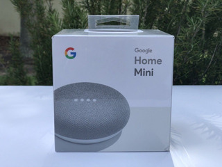 Google Home Mini Asistente Virtual Por Voz Nuevo Y Sellado