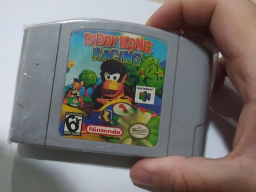 Diddy Kong Racing  - Nintendo 64 Original