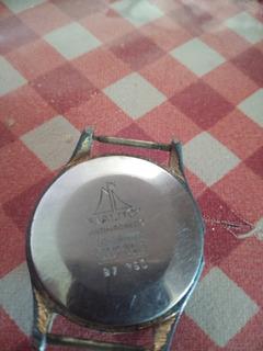 Reloj Antiguo Báltic 15 Rubis Antimagnetic De Colección