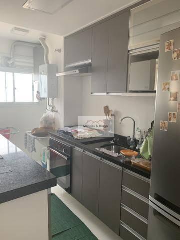Imagem 1 de 29 de Apartamento Com 2 Dormitórios À Venda, 47 M² Por R$ 255.000,00 - Jardim Las Vegas - Guarulhos/sp - Ap2025