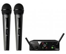 Microfono Akg Wms40 Mini Vocal2 Garantia / Abregoaudio