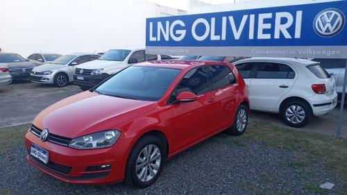 Imagen 1 de 15 de Volkswagen Golf 1.4 Tsi Comfortline M/t 150cv. 2.016.-