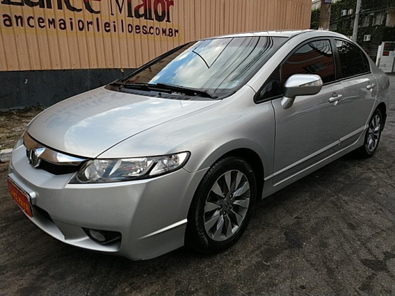 Civic Lxl 1.8 Flex Blindado Aut 2011