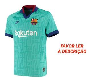 Camisa Barcelona Third Masculina 2019/2020