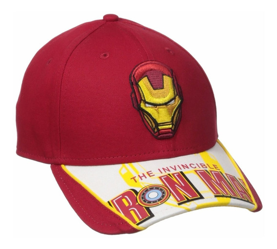 Gorra Iron Man Logo New Era