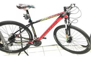 Bicicleta Mountain Bike Venzo Raptor Disco Hidráulico