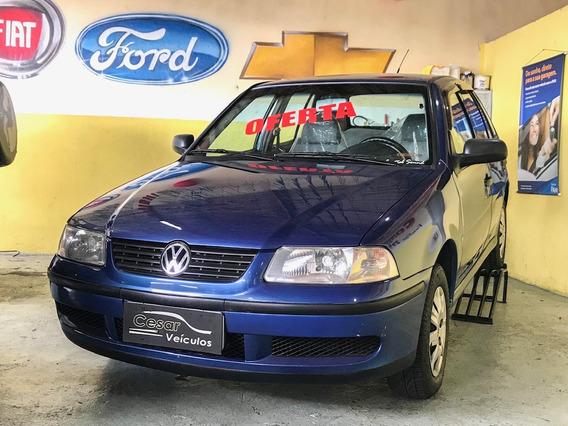 Volkswagen Gol 1.0 Mi Gasolina 4p G Iii 2000