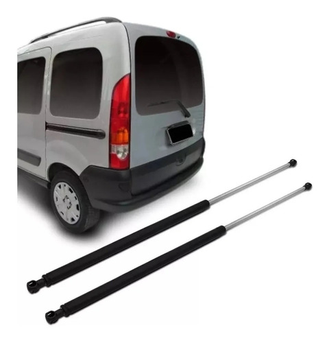 Kit X2 Amortiguadores Porton Baul Renault Kangoo Reforzados