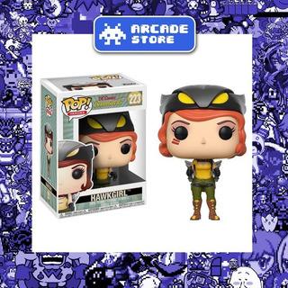 Funko Pop - Dc - Comics Bombshells - Hawkgirl 223