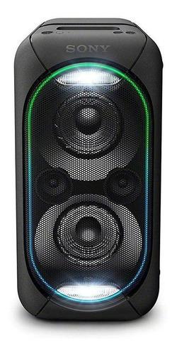 Caixa de som Sony Extra Bass XB60 portátil com bluetooth preta