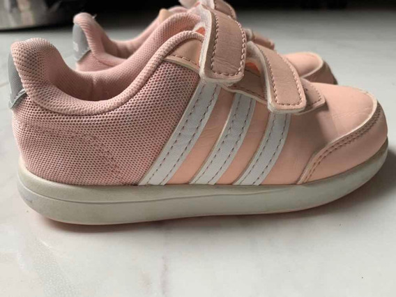 Zapatillas Nena adidas Originals Vs Switch Rosas
