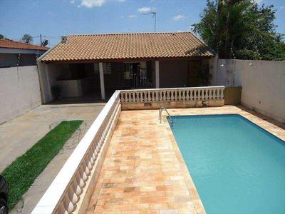 Casa Em Jaboticabal Bairro Parque Dos Laranjais - V362600