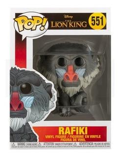 Funko Pop 551 Rafiki - The Lion King