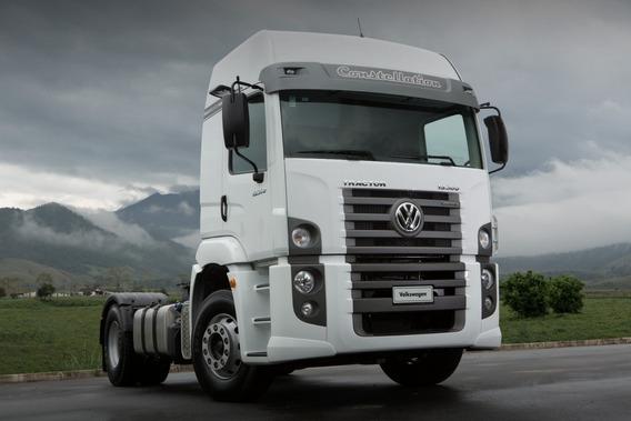 Caminhão Volkswagen Constellation - Carta Contemplada Caixa