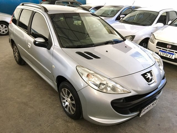 Peugeot 207 1.4 Xr Sw 8v Flex 4p Manual