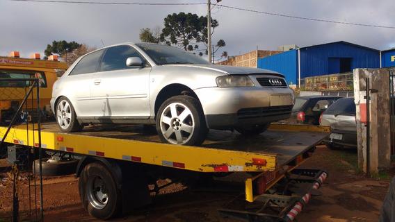 Sucata Audi A3 Turbo Para Retirada De Peças