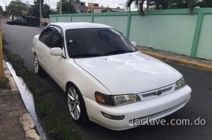 Toyota Corolla Año 97