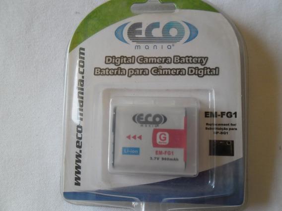 Bateria Recarregável Eco Mania Em-fg1 P/ Câmeras Sony