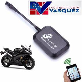 Mini Gps Espia Tracker Para Motos, Carros , Vehiculos Sms